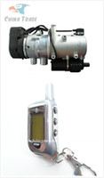 Wholesale Liqiud KW V Diesel heater with Remote Control water heater for car truck bus rail train ship caravan camper etc