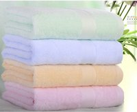 rectangle christmas towels - Hot sell bamboo fiber towel christmas gifts big towels hight quanlity bath towel absorb sweat towels size cm cheaper price washcloth