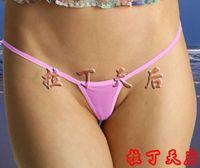 Wholesale NEW lady Women s cotton hot sexy mini micro bikini swimwear G string and thongs panties t bak briefs underwear lingerie