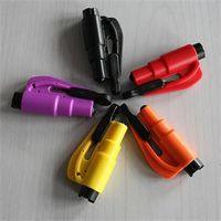 Wholesale Brand Car Window Breaker Cutter Escape Tool New Fashion Car Auto Emergency Mini Safety Hammer