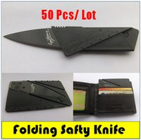 Cheap 50 PCS Lot,Free Shipping Iain Sinclair Cardsharp Credit Card Knife folding safty knife wallet opp bag top quality!