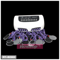 Cheap To ship by DHL in Promotion electro stimulation weight loss machine EMS electric muscle stimulator machine ems fitness machine