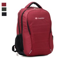 Wholesale 13 to15 inch Nylon laptop backpack man women swiss notebook computer bag student hiking rucksack daily quality waterproof