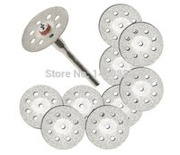 Wholesale RT6 PC Rotary Tool Accessory Fits Dremel Lapidary Diamond Cut Off Wheel Disc dremel diamond bits A3