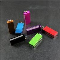 animal usb key - 64GB GB USB Key Elf rotation Stainless Steel Metal Keyring Swivel USB Flash Drives Pen Drives Memory Stick U Disk real capacity