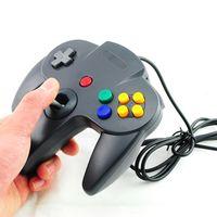 Wholesale USB Game Controller Joypad Joystick Gaming For Nintendo N64 PC Mac