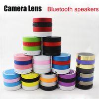 Cheap Camera Lens Speaker Best Super Bass Universal Bluetooth Speaker