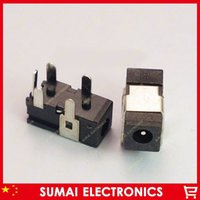 Wholesale DC011A Dc jack Tablet PC foot mm Charging Charge Socket Power Connector for Flytouch