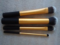 real techniques makeup brush - rt Core Collection Brush Case in1 case stand Real Brushes Techniques Makeup Brush Kit Make up Brush Set