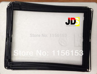 Wholesale 100pcs white Black Touch Digitizer Plastic Middle Screen Frame Bezel For iPad ipad nd nd th Frame