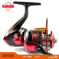 Cheap SeaKnight Hot Sale 3000 Series 12+1BB Super Quality Spinning Fishing Reel Wheel Fishing Reel