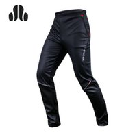 Wholesale LANCE SOBIKE WINDOUT Autumn Winter Bicycle Bike Cycling Pants Men s Windproof Casual Trousers Fleece Thermal Riding Tights Pants