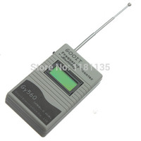 Wholesale Ce Certificated GY560 Frequency Counter Mini Handhold Meter for Two Way Radio Transceiver GSM MHz GHz LCD Display