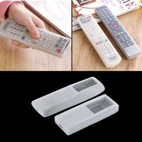 Wholesale Remote Control Storage Bags Air Conditioner TV Waterproof Protective Dust Cover Brand New