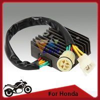 africa twin motorcycle - Metal Motorcycle Voltage Regulator Rectifier for Honda XRV P Y Africa Twin DC12V order lt no track