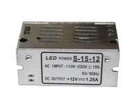 Wholesale Non waterproof Honeycomb Switching Power Supply DC12V Output W Input AC110V V Aluminum LED Driver CE ROHS