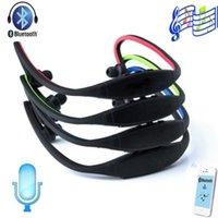 Wholesale Wireless Bluetooth Headset SPORT Stereo Headphone Earphone for iPhone Samsung LG