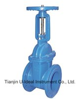 forged flange - Wedge Gate Valve Soft Sealing Gate Valve