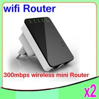 Wholesale Wireless N Mini Router Wifi Repeater Extender Booster Amplifier Brand New ZY LY