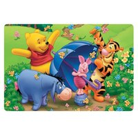 bear outdoor decor - New Anti Slip The Pooh Bear Doormat Carpet For Living Room Bathroom Entrance Door Mat D Cartoon Carpet Kitchen Rug Home Decor