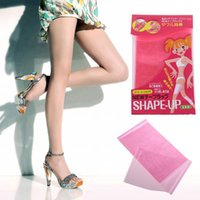 Wholesale New Useful Pair Sauna Slimming Belt Burn Cellulite Fat Body Wraps Leg Shaper Weight Loss