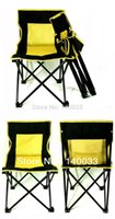 Wholesale car Outdoor Stack Portable Foldable Stool Fishing Thickened Beach Camping Chair