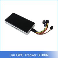 audi anti theft - New Mini Original GPS Tracking Device Muti Functioning For Motorcycle Car With Anti Theft System Car GPS Tracker Electronics GT06N