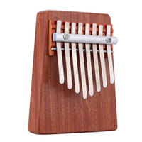 Wholesale High Quality Key Mbira Finger Thumb Piano Solid Rosewood Education Music Toy Musical Instrument order lt no track