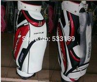 Wholesale Customize PU Golf Bags Men YAMA Staff Golf Bags Fashion Golf Clubs Bag