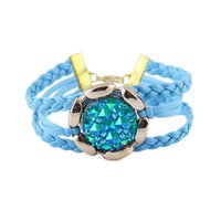 Wholesale Pulseiras Femininas PU Leather Alloy Bracelet From India Accessories For Women New Fashion Jewelry