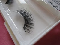 individual eyelashes - 2014 New natural long Real Thick Mink Strip Lashes False Individual mink Eyelashes eyelash extensions p12