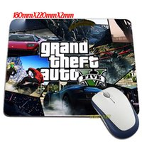 auto wallpapers - New mat Luxury Grand Theft Auto V wallpaper Mouse Mats Anti Slip Rectangle Mouse Pad
