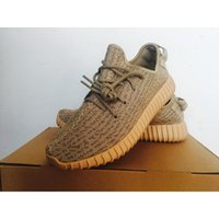 Cheap Milan Fashion Oxford Tan Yeezy Boost 350 Moonrock Yeezy Boost Running Shoes Cheap Yeezys Yeezy With Box