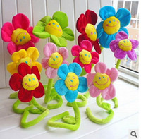 Wholesale Curtain Clasps Clip Buckle Flexible Curtain Tieback Holdback Holder Cute Cartoon Flower