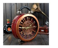 Wholesale Amliya double use true clock and cross body bag handbag purse handbag