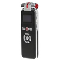 Wholesale T Built in Microphone Digital High Definition GB Audio Voice Recorder SPY_505