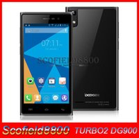 Wholesale Original DOOGEE TURBO2 DG900 MTK6592 Octa Core Cell Phone Android kitkat GB GB MP Camera inch Gorilla Glass