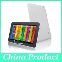 Precio de Tablet 9 inch-9 pulgadas 1.3GHz Quad Core Tablet PC Allwinner A33 1024 * 600 píxeles Android 4.4 512 MB de RAM de 8 GB de doble cámara OTG WIFI Bluetooth 002591