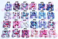 Cotton abc wholesalers - Newests ABC hair bows Boutique hair bows girl hair bows clips aril hair bows DOC ALice hair bows Cinderella