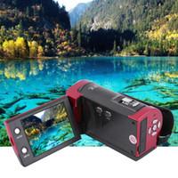 Wholesale Newest quot TFT LCD MP CMOS Sensor Digital Camera HD P Digital Video Recorder Camera x Digital ZOOM mini DV Camcorders