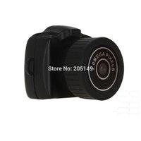 Cheap 5pcs lot 2014 Brand New Smallest Mini Camera Camcorder Video Recorder DVR Spy Hidden Pinhole Web cam free shipping