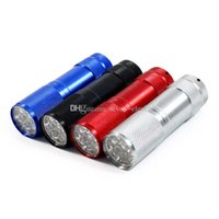 Cheap 9LED flashlight Best 9LED torch