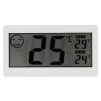 Wholesale LCD Mini Digital Thermometer Hygrometer Temperature Humidity Meter Room Temperature Thermometer
