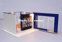 beautiful kids store - Creative DIY House Assembled Model Fashion Store Funny Book Store For Kids Useful Book Store With Beautiful Color