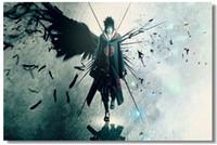 akatsuki poster - Naruto Akatsuki Classic Fashion Movie Style Custom Poster Print Size x60 cm Wall Sticker