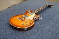 Wholesale Electric guitar guitar lp standard guitar maple flame top oem electric guitar guitar in china