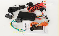 Wholesale 10pcs Jingmei portable Mini Vehicle Car realtime GPS Tracker GSM GPS antennas SOS alarm GT06