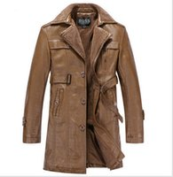 Compare Brand Leather Jackets Men Prices | Buy Cheapest Winter