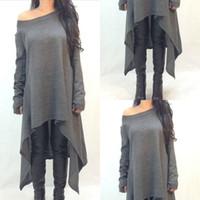 cotton night shirt - Womens Boho Casual Cotton Linen Autumn Loose Long Sleeve A line Shirt Dress
