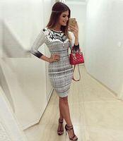 club dresses - Women Ladies Sexy Club Mini Dress New Fashion Hot Sale Loose Fit Stylish Casual Sleeve Elegant Dress
